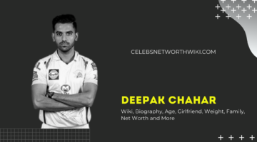 Deepak Chahar Phone Number, WhatsApp Number, Contact Number, Office Phone Number