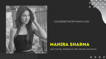 Mahira Sharma wiki, family, Boyfriend, Net Worth and More