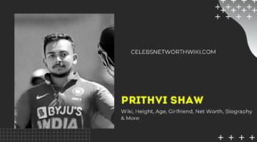Prithvi Shaw Phone Number, WhatsApp Number, Contact Number, Office Phone Number
