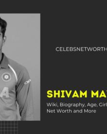 Shivam Mavi Wiki, Biography, Age, Girlfriend, Weight, Family, Net Worth and More
