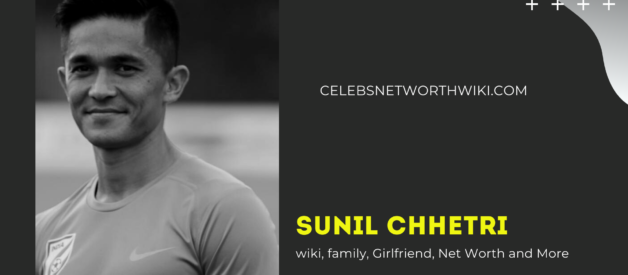 Sunil Chhetri wiki, Age, Biography, Girlfriend, Family, Biography, Net Worth & More