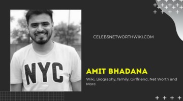 Amit Bhadana Phone Number, WhatsApp Number, Contact Number, Office Phone Number