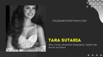 Tara Sutaria Phone Number, WhatsApp Number, Contact Number, Office Phone Number