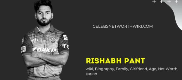 Rishabh Pant wiki, Biography, Family, Girlfriend, Age, Net Worth, career