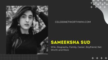 Sameeksha Sud Phone Number, WhatsApp Number, Contact Number, Office Phone Number