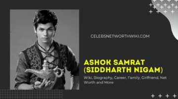 Siddharth Nigam Phone Number, WhatsApp Number, Contact Number, Office Phone Number