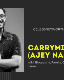 Carryminati (Ajey Nagar) wiki, Biography, Family, Girlfriend, Age, Net Worth, career