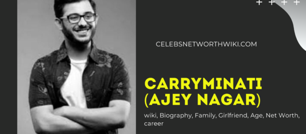 Carryminati (Ajey Nagar) wiki, Biography, Family, Girlfriend, Age, Net Worth, career