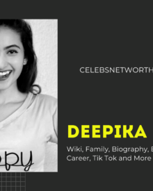 Deepika Pilli Wiki, Family, Biography, Boyfriend, Net Worth, Career, Tik Tok and More