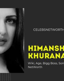 Himanshi Khurana Wiki, Age, Bigg Boss, Songs, Boyfriend, Family and NetWorth