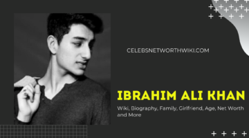 Ibrahim Ali Khan Phone Number, WhatsApp Number, Contact Number, Office Phone Number