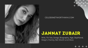 Jannat Zubair ka Phone Number, WhatsApp Number, Contact Number, Office Phone Number
