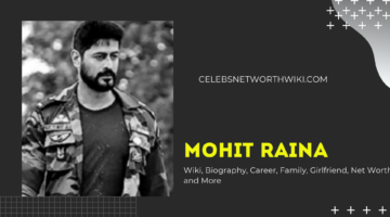 Mohit Raina Phone Number, WhatsApp Number, Contact Number, Office Phone Number