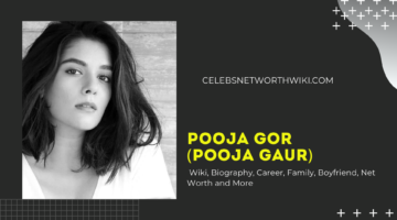 Pooja Gor Mobile Number, Phone Number, WhatsApp Number, Contact Number