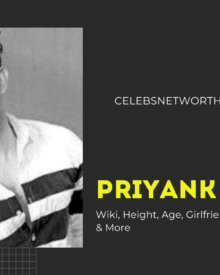 Priyank Sharma Wiki, Height, Age, Girlfriend, Net Worth, Biography & More