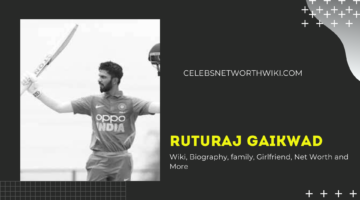 Ruturaj Gaikwad Phone Number, WhatsApp Number, Contact Number, Office Phone Number
