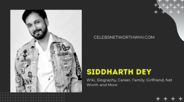 Siddharth Dey Phone Number, WhatsApp Number, Contact Number, Office Phone Number