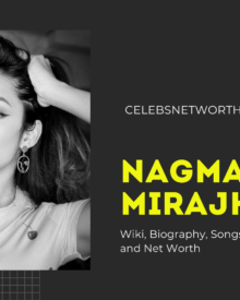 Nagma Mirajkar Wiki, Biography, Songs, Family, Boyfriend, and Net Worth