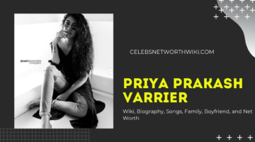 Priya Prakash Varrier Phone Number, WhatsApp Number, Contact Number, Office Phone Number