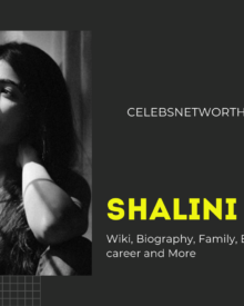Shalini Pandey Wiki, Biography, Family, Boyfriend, Age, Net Worth, career and More