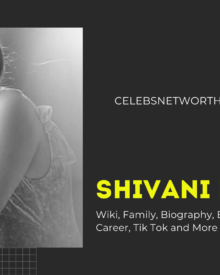 Shivani Rangole Wiki, Family, Biography, Boyfriend, Net Worth, Career, Tik Tok and More
