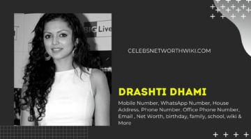 Drashti Dhami Phone Number