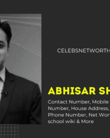 Abhisar Sharma Contact Number, Mobile Number,  WhatsApp Number