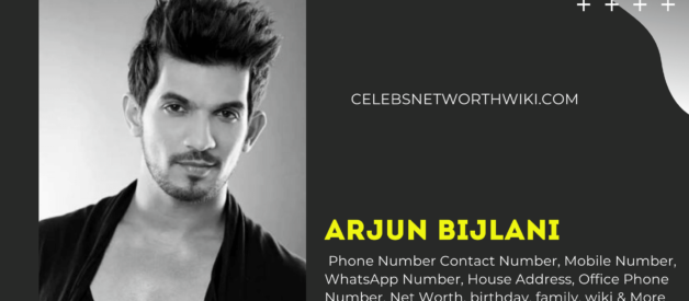 Arjun Bijlani Number, Phone Number, Contact Number, Mobile Number, WhatsApp Number