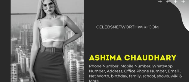 Ashima Chaudhary Phone Number, WhatsApp Number, Contact Number, Office Phone Number