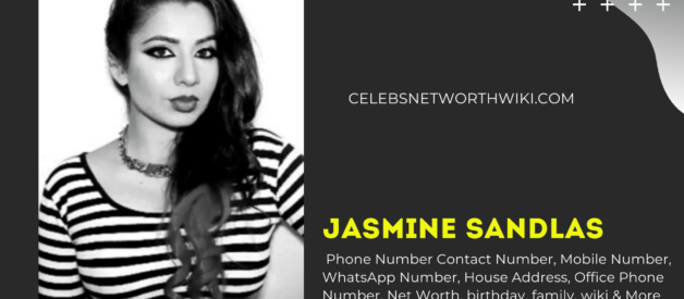 Jasmine Sandlas Phone Number, Contact Number, Mobile Number, WhatsApp Number