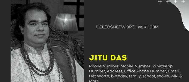 Jitu Das Phone Number, WhatsApp Number, Contact Number, Office Phone Number