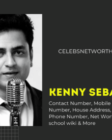 Kenny Sebastian Contact Number, Mobile Number, WhatsApp Number