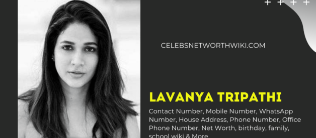 Lavanya Tripathi Contact Number, Mobile Number,  WhatsApp Number