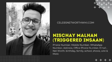 Nischay Malhan Phone Number, WhatsApp Number, Contact Number, Office Phone Number