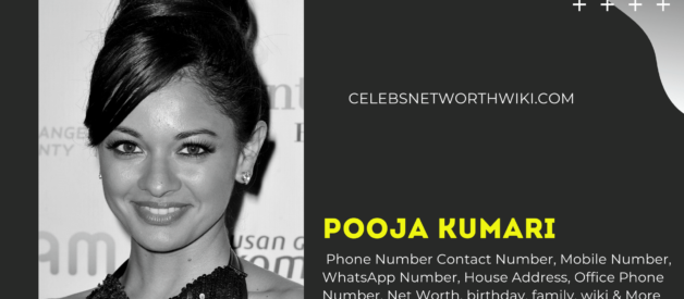 Pooja Kumari Phone Number, WhatsApp Number, Contact Number, Office Phone Number