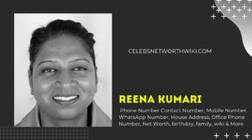 Reena Kumari Phone Number, Contact Number, Mobile Number, WhatsApp Number