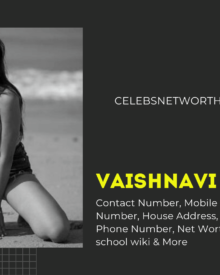Vaishnavi Andhale Contact Number, Mobile Number,  WhatsApp Number