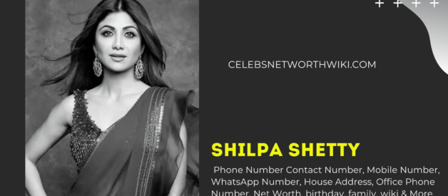 Shilpa Shetty Real Phone Number, Contact Number, Mobile Number, WhatsApp Number