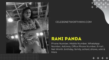 Rani Panda Phone Number, WhatsApp Number, Contact Number, Office Phone Number