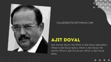 Ajit Doval Story, education, Age, Wife, Son, salary, Wiki