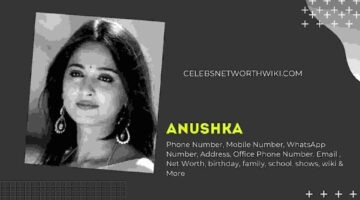 Anushka Phone Number, WhatsApp Number, Contact Number, Office Phone Number