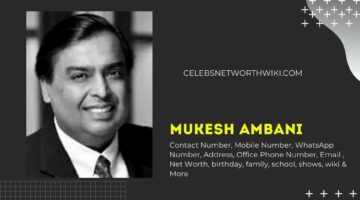 Mukesh Ambani ka Contact Number, Mobile Number, WhatsApp Number, Office Phone Number