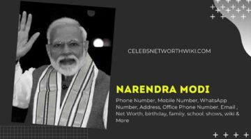 Narendra Modi Phone Number, WhatsApp Number, Contact Number, Office Phone Number