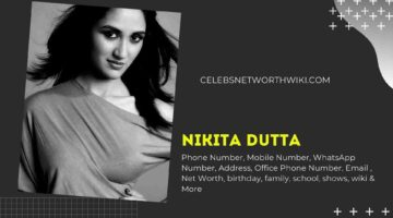 Nikita Dutta Phone Number, WhatsApp Number, Contact Number, Office Phone Number