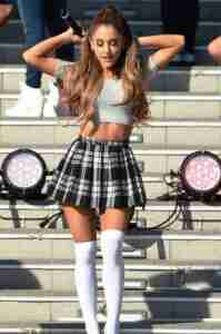 Ariana Grande Phone Number