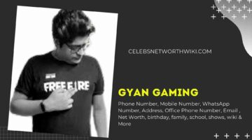 Gyan Gaming Phone Number, WhatsApp Number, Contact Number, Office Phone Number