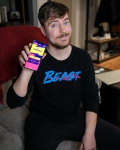 Mr Beast Phone Number