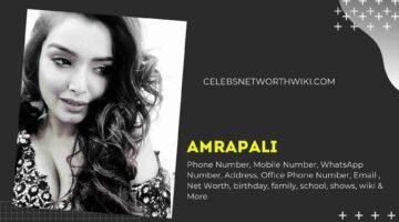 Amrapali ka Phone Number, WhatsApp Number, Contact Number, Office Phone Number