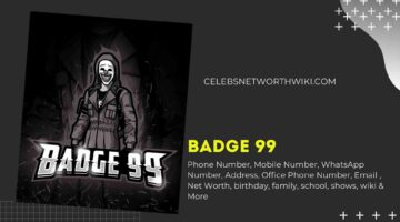Badge 99 Phone Number, WhatsApp Number, Contact Number, Office Phone Number