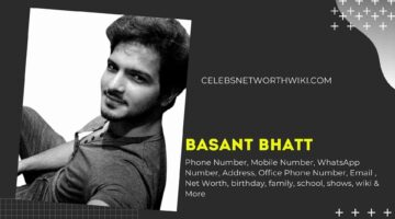 Basant Bhatt Phone Number, WhatsApp Number, Contact Number, Office Phone Number